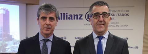 ALLIANZ cumple objetivos y crece en ingresos y rentabilidad en 2016