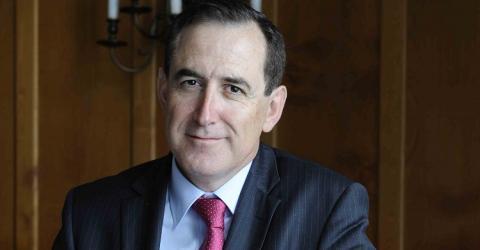 Antonio Huertas (MAPFRE), nombrado 'Financiero del Año 2018'