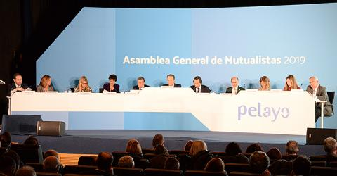 La Asamblea de Mutualistas de PELAYO aprueba las cuentas y la gestión de 2018