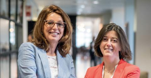 Brunch con Cristina Alonso Sampedro, directora gerente de ILUNION CORREDURÍA DE SEGUROS