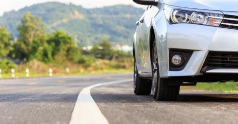 El parque de vehículos asegurados crece un 2,11% en el primer semestre