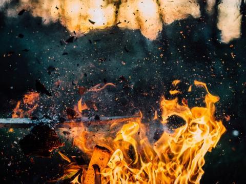 Uno de cada tres incendios en comercios se produce en los meses de verano