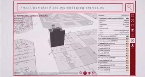 MUTUA DE PROPIETARIOS aporta una visión 360º con su 'Portal del Edificio'