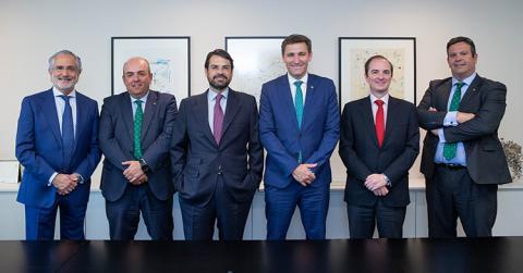La red de Eurocaja Rural distribuirá los seguros de Autos de MUTUA MADRILEÑA
