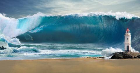 El CCS y el Instituto Geológico y Minero estudiarán los riesgos y consecuencias de los tsunamis en España