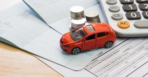 La prima media en Autos baja un 3% en el primer trimestre