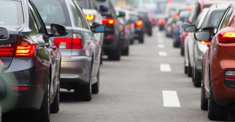 El número de vehículos asegurados crece un 2,28% hasta noviembre