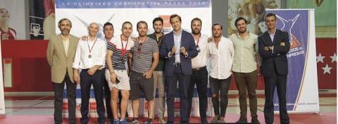 WILLIS TOWERS WATSON gana el Trofeo Empresa Saludable y el Gran Trofeo Medallero