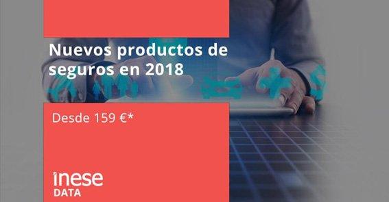 Nuevos productos de seguros en 2018