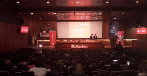 ALBROKSA celebra su III Convención Nacional