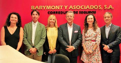 ebroker y BARYMONT & ASOCIADOS definen los próximos pasos de su colaboración