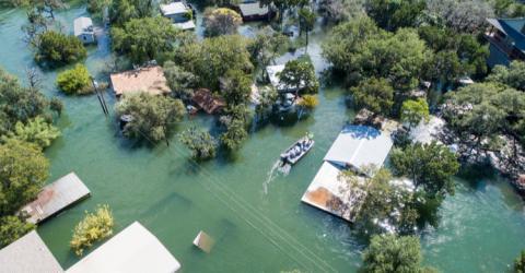 Catástrofes naturales, prueba de la naturaleza cambiante del riesgo