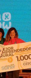 CESCE premia a la mujer emprendedora rural en la III Feria Presura