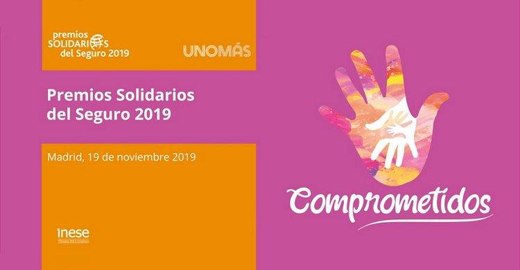 Hoy se ent/regan los Premios Solidarios del Seguro