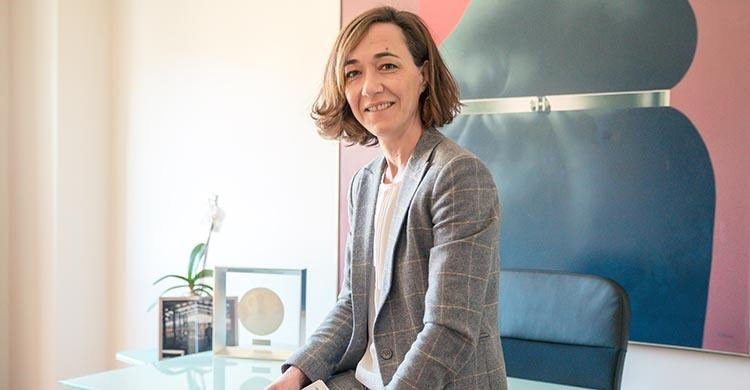 Lourdes Perlines, fundadora de Perlines-Consulting Insurance