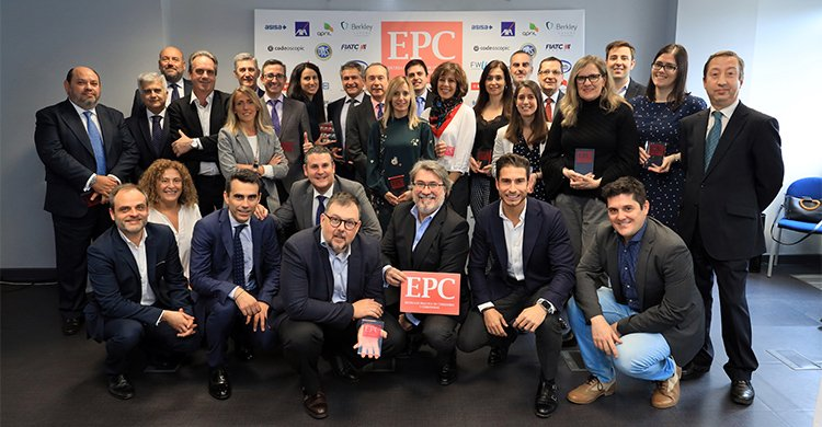 Profesores de la EPC 2019