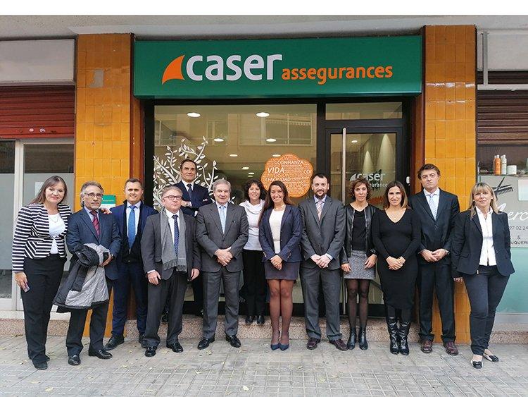 Caser inaugura una nueva agencia exclusiva en Sabadell