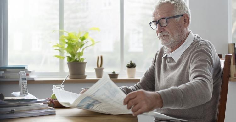 Cuatro de cada 10 jubilados reconocen dificultades para llegar a fin de mes