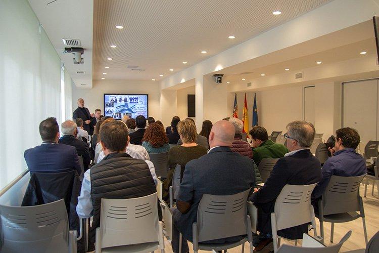 El Colegio de Valencia acoge una jornada de desarrollo comercial de AXA