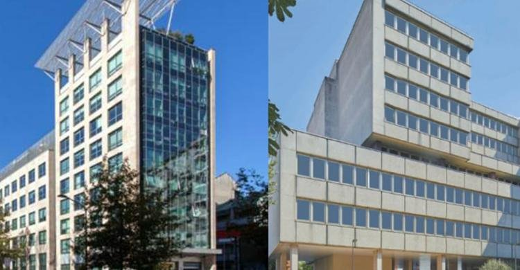 MAPFRE invierte 80 millones en edificios de oficinas en Milán y París