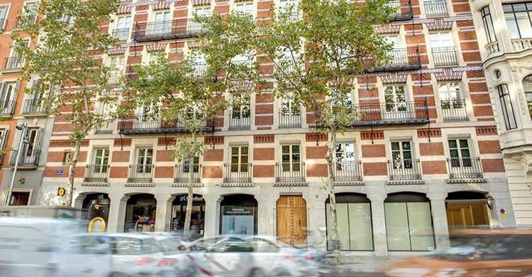 Mutualidad de la Abogacía compra un edificio en el madrileño barrio de Salamanca