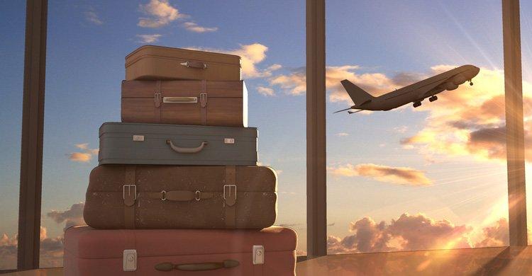 inese viaje maletas