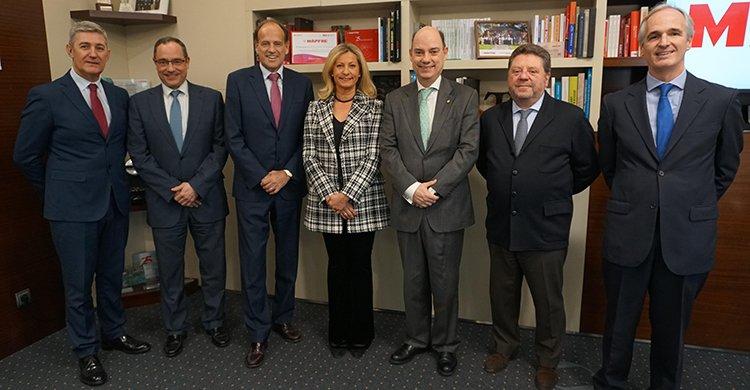 El Consejo General de Mediadores de Seguros y MAPFRE colaborarán los próximos tres años