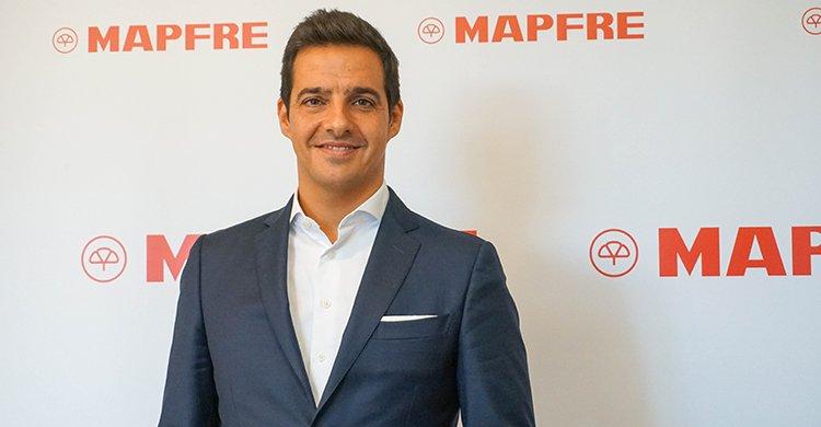 Luis Caballero, director general de la territorial Suroeste de MAPFRE