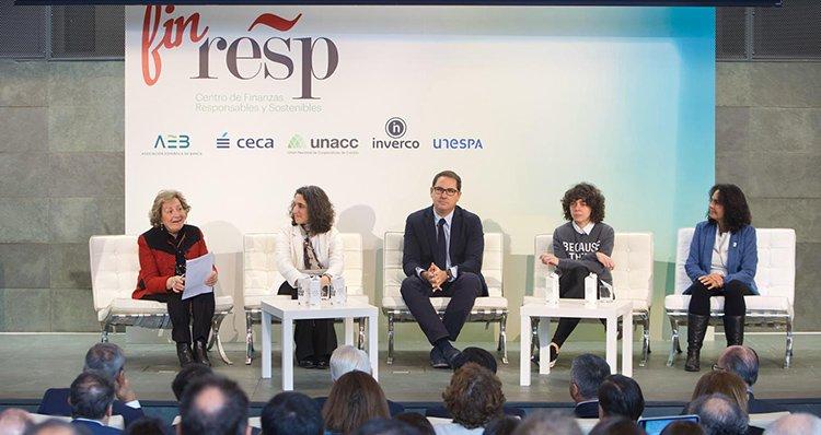 El sector financiero se une en Finresp para convertirse en un agente de cambio hacia la sostenibilidad