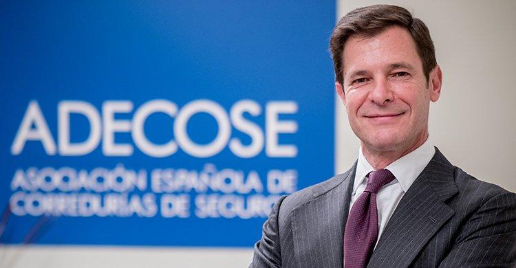 Juan Ramón Plá (ADECOSE) asiste a la reunión del Grupo de Interés del Seguro de EIOPA