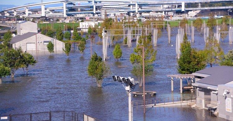 La 'brecha de protección' frente a catástrofes alcanza el 69% el pasado año