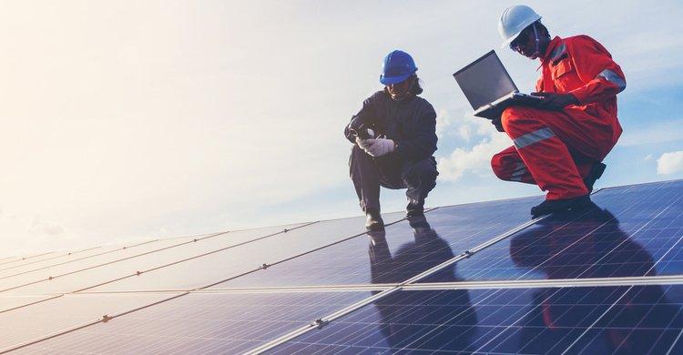 energia solar placas