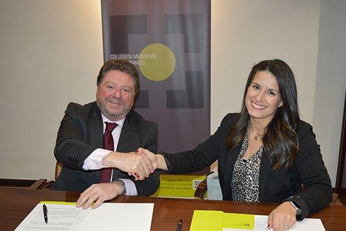 Acuerdo del Colegio de Mediadores de Lérida y Auto Cristal Ralarsa
