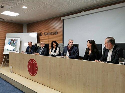 CITIC Censa recibe a Fundación Inade