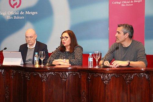 Sham y el Colegio de Médicos de Baleares presentan los resultados de la Oficina de Ayuda a la Segunda Víctima