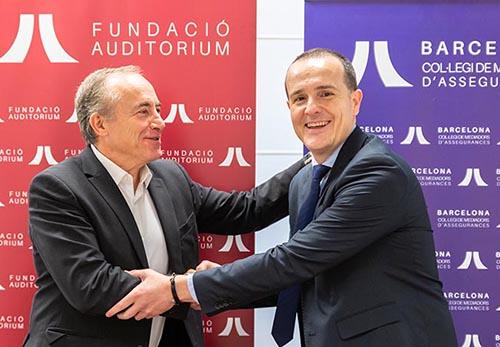 AIG se incorpora a las compañías que apoyan las actividades de Fundació Auditorium