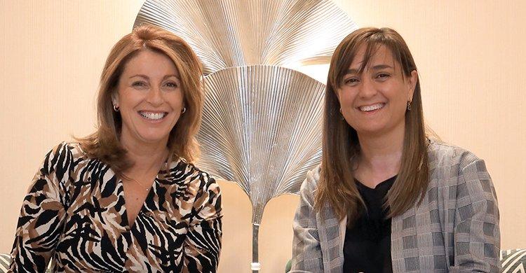 Brunch con Nuria Fernández, directora de oferta clientes particulares de AXA