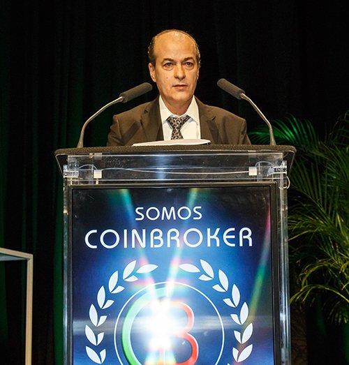 XVII Convención de Coinbroker