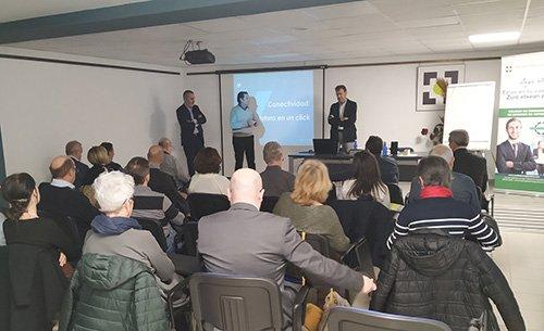 Jornada en el Colegio de Mediadores de Guipúzcoa sobre EIAC