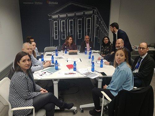 Grupo Init participa en el Foro Experto 1 del Plan Estratégico Comarcal de Ezkerraldea-Meatzaldea