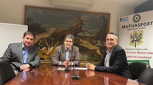 Mutuasport y la Federación de la Comunidad Valenciana refuerzan su colaboración