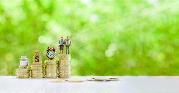 Los planes de pensiones individuales logran una rentabilidad anual del 5,86% en enero