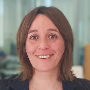 Karin García como directora de Negocio del Canal Partners Madrid