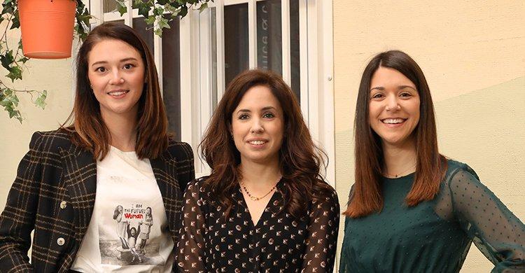 Brunch con Mónica Cristóbal, Tatiana Martinez y Paula Gutiérrez
