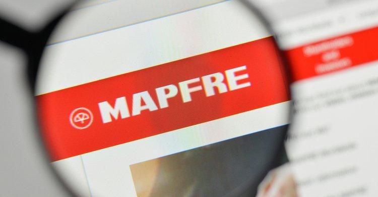 MAPFRE logo website