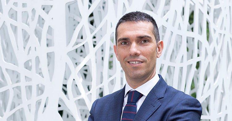 Fernando Calvin, nuevo director de Negocio Presencial de Santalucía