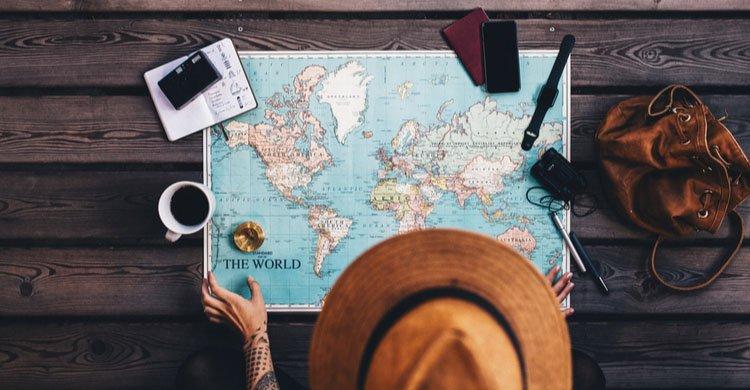 viaje concepto
