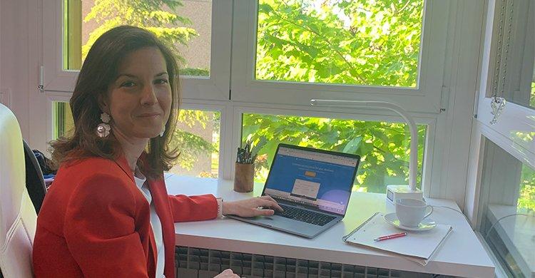 Brunch con Elena Gónzalez-Blanco, general manager of Europe en Coverwallet an Aon Company