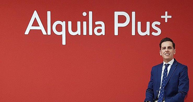 Eduardo Cortés, director Desarrollo de Negocio de ALQUILAPLUS