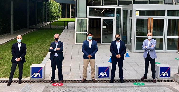 AXA - Reunión Consejo General